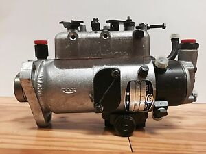 Massey Ferguson 540 Combine Diesel Fuel Injection Pump New C a v