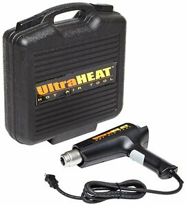 Steinel 110049724 Sv 800 Ultraheat Dual Temperature Heat Gun W Case