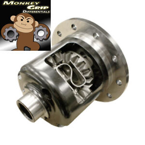 Monkey Grip Posi Limited slip Differential Gm 12 Bolt Car 4 10 4 Series