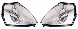 2002 2005 Mitsubishi Eclipse Head Lamp Light Left And Right Pair Set