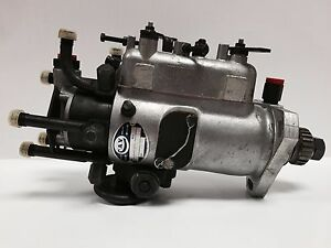 Power Unit Combine W 6 354 Engine Diesel Fuel Injection Pump New C a v
