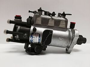 White 8600 Combine W 6 354 2 Engine Diesel Fuel Injection Pump New C a v