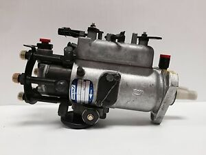 Massey Ferguson 750 760 850 Combine Diesel Fuel Injection Pump New Lucas Cav