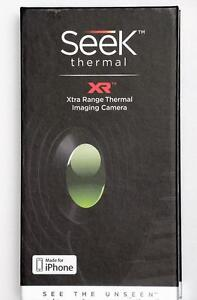 New Seek Thermal Imaging Camera Xr Extended Range For Iphone Ios lt aaa