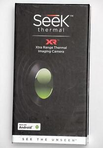 New Seek Thermal Imaging Camera Xr Extended Range For Android ut aaa