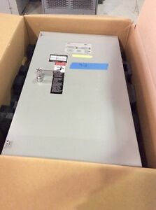 Emerson Asco Automatic Transfer Switch D00300030104n1xc 104 Amp 480 V 3 Phase