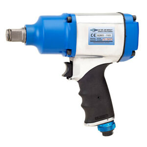 Firstinfo 3 4 Pneumatic Impact Wrench Twin Hammer 8 Torque Selection 1085nm