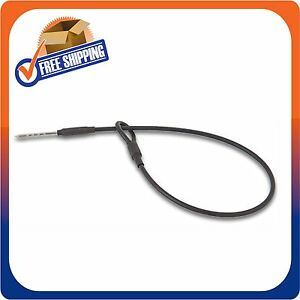100 Lanyard Wire Loop To Pin 7 Inch Security Checkpoint Eas Loss Prevention