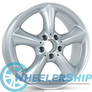 17 X 8 5 Rear Alloy Wheel For Mercedes C230 C320 C350 2003 2004 2005 Rim 65289