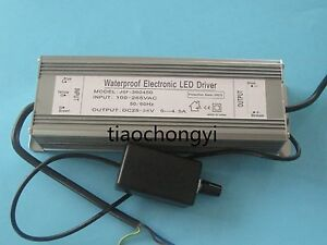 150w Ip67 Waterproof Dimmable Led Driver Ac170v 265v Input 25v 36v 0 4 5a Conver