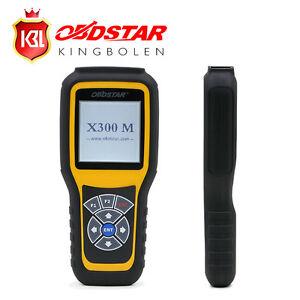 Obdstar X300m Obd Ii Odometer Adjustment And Obd2 Mileage Correction Tool