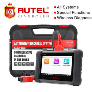 Autel Maxidas Ds808 Analysis System Obd2 Auto Car Diagnostic Code Scanner Tool