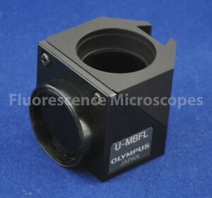 Olympus U mbfl Bright Field Mirror Cube For Bx Series Microscope