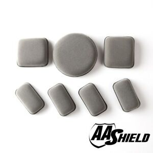 AA Shield Universal Tactical Combat Pad Fit all ACH MICH PASGT ballistic helmet