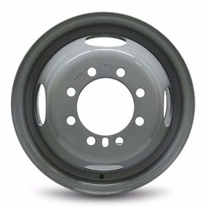 New 85 97 Ford F350 Dually 16 X 6 8 Lug Replacement Steel Wheel Rim 8x165 1
