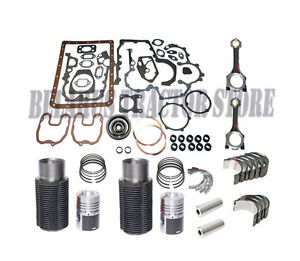 Belarus Tractor Set Of Parts For The Engine 25 250a 250as 250