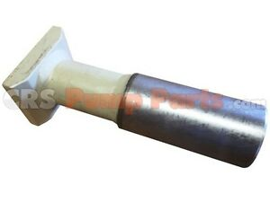 Concrete Trailer Pump Parts Putzmeister Mixer Shaft Right Part U288387008