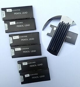 4.0mm  Charcoal Pencil Lead Sketch Drawing Artist for 4.0 mm Mechanical Pencil