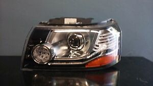 2014 Land Rover Lr2 Left Headlight Oem