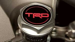 Scion Im New Factory Trd Oil Filler Cap
