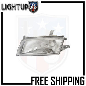 Headlight Headlamp Left Only For 97 98 Mazda Protege