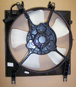New Radiator Cooling Fan Assembly Fits Mitsubishi Mirage 1997 02 1 5