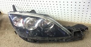 2004 2005 2006 2007 2008 2009 Mazda 3 Sedan Headlight Rh Passenger Xenon Oem