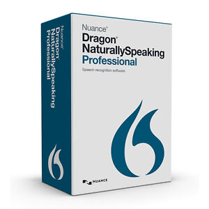 Dragon Naturally Speaking 13 Home Windows Speech to text Software