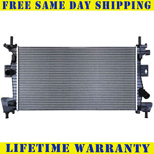 Radiator For 2012 2017 Ford Focus 4cyl 2 0l Lifetime Warranty Free Shipping
