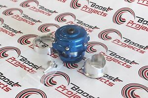 Tial Authentic New Version Blue Q Blow Off Valve 50mm Bov 10 Psi W Al Flange