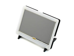 5inch Hdmi Resistive Touch Lcd Display With Bicolor Case Supports Various System