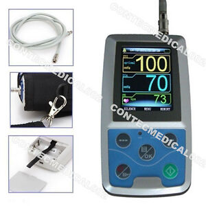 Contec Ambulatory Blood Pressure Monitor usb Software 24h Nibp Holter Abpm50