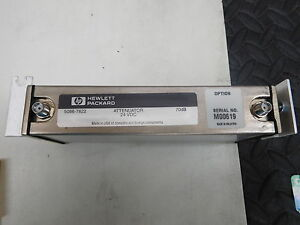 Hp Agilent Spectrum Analyzer Attenuator 5086 7783 7796 26 Ghz 8563e 8562a