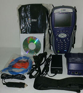 Jdsu Dsam 2600xt 2600 Xt Triple Play Cable Meter Docsis 2 0