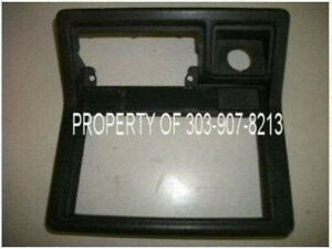 1984 89 Toyota Pickup Pick Up Truck 4runner 4 Runner Radio Bezel Surround Trim G