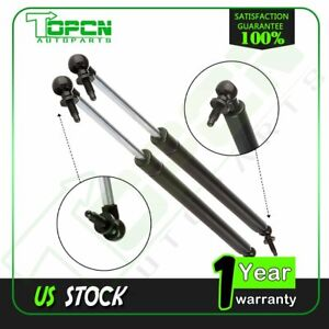 2 Rear Liftgate Hatch Tailgate Lift Supports Strut For Jeep Grand Cherokee 99 04