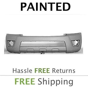 New Fits 2006 2007 2008 2009 Toyota 4runner Front Bumper Cover Painted