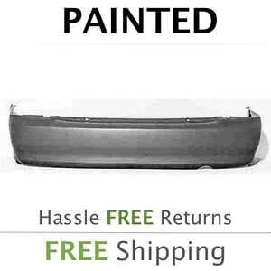 New Fits 1999 2000 2001 2002 2003 Mazda Protege Rear Bumper Painted Ma1100150
