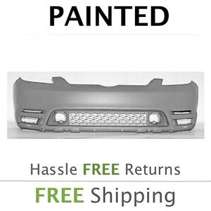 New Fits 2003 2004 Toyota Matrix Xr Xrs Front Bumper Cover Painted