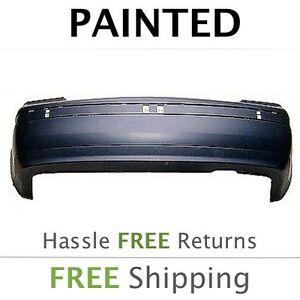 New Fits 1999 2000 2001 Volkswagen Jetta Rear Bumper Cover Painted Vw1100144