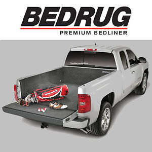 Bed Rug Bed Liner 2007 2018 Chevy Silverado 1500 Crew 5 7ft Bed Carpet Washable