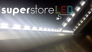 Superstoreled Brand Storefront White Led Module 5050 With Ul Adapter