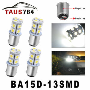 6 X Eagle Eye 5730 9w White Backup Lights Bulbs Led Car Motor 12v Fog Light Us