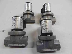 New Kromschroeder Vgp10tn02q6 Solenoid Valve Air nat Gas lp Gas 3psig 120volts
