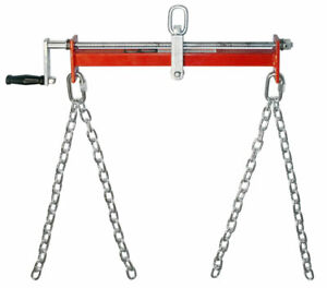 Norco 1500 Lb Automotive Cherry Picker Engine Crane Hoist Lift Load Leveler