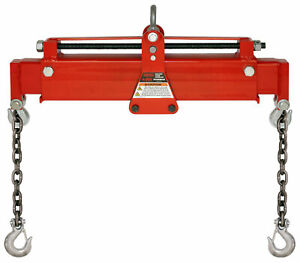 Norco 6000 Lb Cherry Picker Engine Crane Hoist Lift Load Leveler