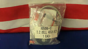 New Scott Scba 805090 07 Low Air Warning Bell For 2 2 Packs