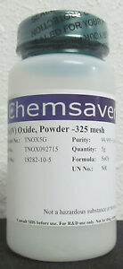 Tin iv Oxide Powder 325 Mesh 99 995 metals Basis Certified 5g