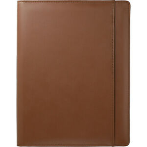 Excecutive Cutter Buck Business Office Organize Leather Writing Pad Padfolio