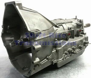 4r70w 1998 2003 2wd Remanufactured Transmission Ford 4 6l Mustang Warranty